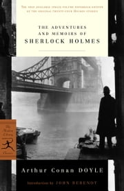 The Adventures and Memoirs of Sherlock Holmes ebook by John Berendt,Arthur Conan Doyle