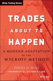 Trades About to Happen - A Modern Adaptation of the Wyckoff Method ebook by David H. Weis,Alexander Elder