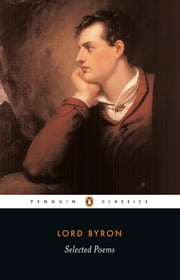 Selected Poems ebook by Lord Byron