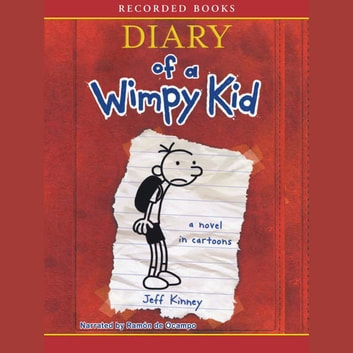 Diary of a Wimpy Kid audiobook by Jeff Kinney