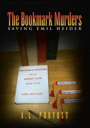 The Bookmark Murders ebook by A.L. Provost