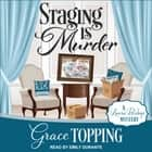 Staging is Murder audiobook by Grace Topping