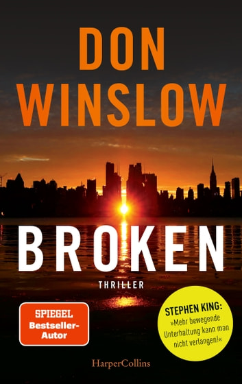 Broken - Sechs Geschichten eBook by Don Winslow