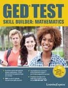 GED Test Skill Builder - Math ebook by Learning Express Llc
