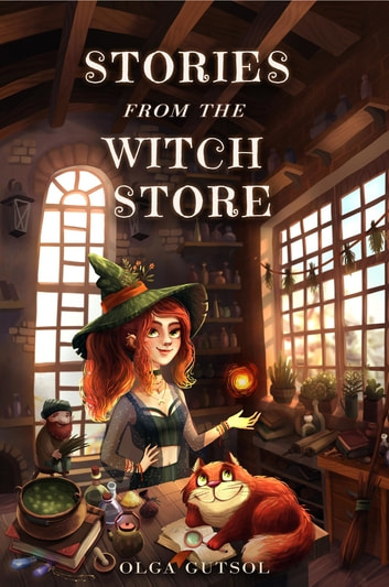 Stories from the Witch Store ebook by Olga Gutsol
