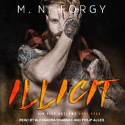Illicit audiobook by M. N. Forgy