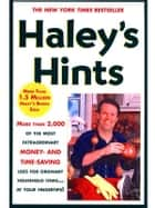 Haley's Hints ebook by Graham Haley, Rosemary Haley