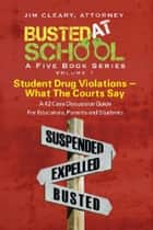 Busted At School ebook by Jim Cleary
