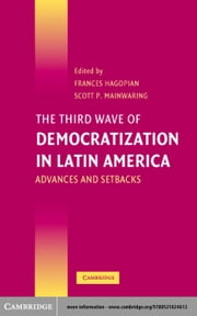 The Third Wave of Democratization in Latin America ebook by Hagopian, Frances