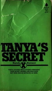 Tanya's Secret ebook by Ronson,Randy