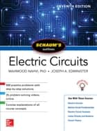 Schaum's Outline of Electric Circuits, seventh edition ebook by Mahmood Nahvi, Joseph Edminister