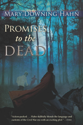 Promises to the Dead ekitaplar by Mary Downing Hahn