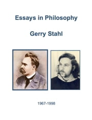 Essays in Philosophy ebook by Gerry Stahl