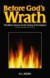 Before God's Wrath: Revised and Expanded Edition ebook by Nigro, H. L.
