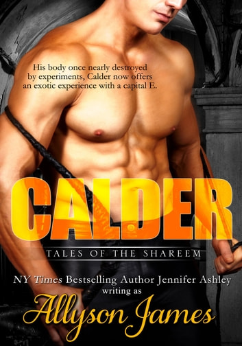 Calder ebook by Allyson James,Jennifer Ashley