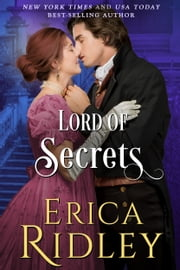 Lord of Secrets ebook by Erica Ridley