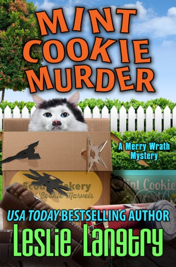Mint Cookie Murder ebook by Leslie Langtry