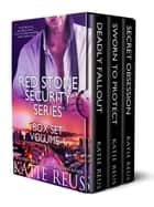 Red Stone Security Series Box Set - Volume 4 ebook by