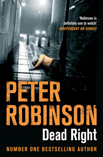 Dead Right: DCI Banks 9 ebook by Peter Robinson