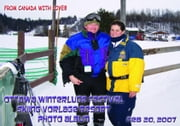 Ottawa Winterlude Festival - Skiing Vorlage Resort Photo Album - Feb 20, 2007 (English eBook C2) ebook by Vinette, Arnold D
