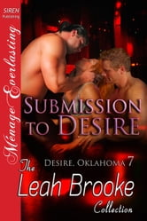 Submission to Desire ebook by Leah Brooke