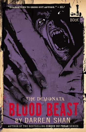 The Demonata #5: Blood Beast ebook by Darren Shan