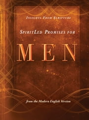 SpiritLed Promises for Men - Insights from Scripture from the Modern English Version ebook by Passio Faith