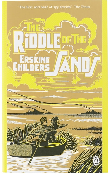 The Riddle of the Sands eBook by Erskine Childers