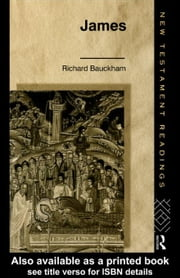 James ebook by Bauckham, Richard J.