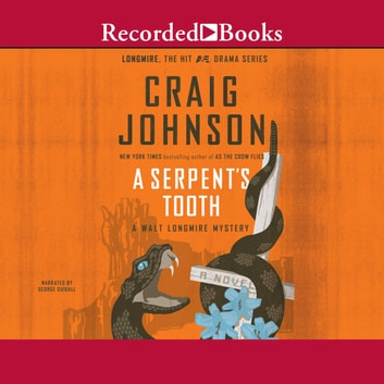 A Serpent's Tooth audiobook by Craig Johnson