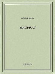 Mauprat ebook by George Sand