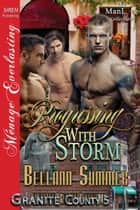 Progressing with Storm ebook by Bellann Summer