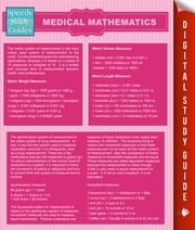 Medical Mathematics (Speedy Study Guides) ebook by Speedy Publishing