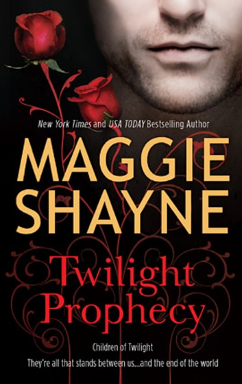 Twilight Prophecy ebook by Maggie Shayne