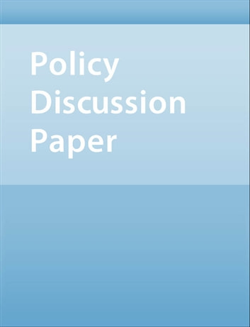 Tax Policy and the Asian Crisis ebook by David Mr. Nellor