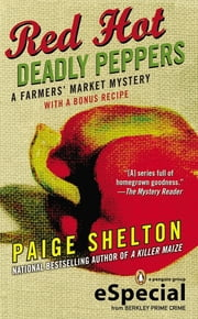 Red Hot Deadly Peppers ebook by Paige Shelton