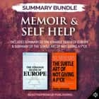 Summary Bundle: Memoir & Self-Help: Readtrepreneur Publishing: Includes Summary of The Strange Death of Europe & Summary of The Subtle Art of Not Giving a F*ck audiobook by