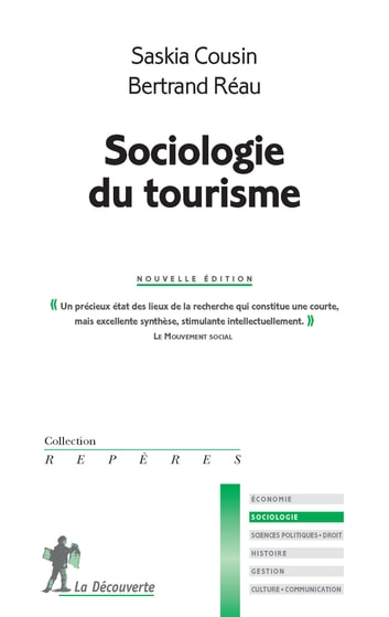 Sociologie du tourisme ebook by Saskia COUSIN,Bertrand RÉAU