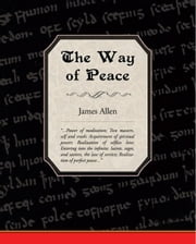 The Way of Peace ebook by Allen, James