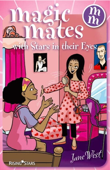 Magic Mates with Stars in their Eyes ebook by Jane West