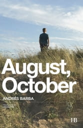 August, October ebook by Andrés Barba