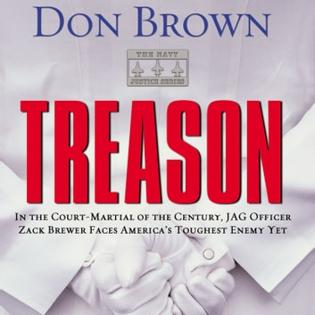 Treason audiobook by Don Brown