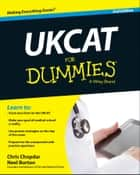 UKCAT For Dummies ebook by Chris Chopdar, Neel Burton