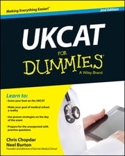 UKCAT For Dummies ebook by Chris Chopdar,Neel Burton