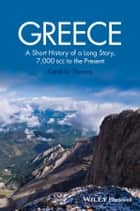 Greece ebook by Carol G. Thomas
