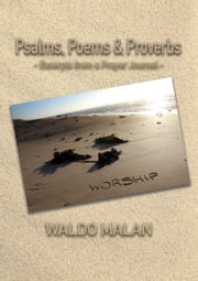 Psalms, Poems & Proverbs: Excerpts From A Prayer Journal ebook by Waldo Malan