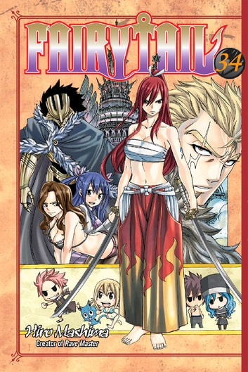 Fairy Tail - Volume 34 ebook by Hiro Mashima