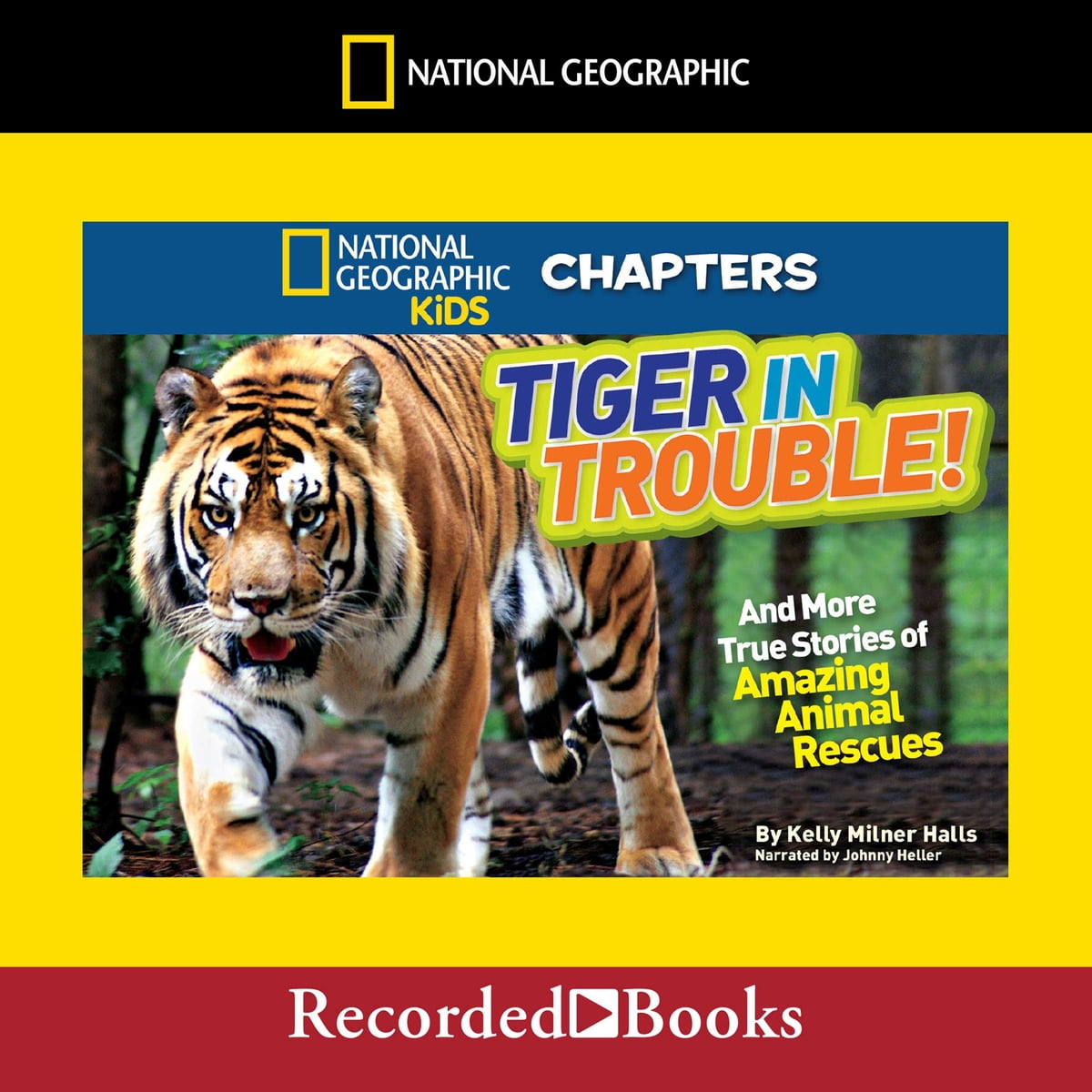 National Geographic Kids Chapters: Tiger in Trouble! audiobook by Kelly  Milner Halls - Rakuten Kobo
