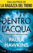 Dentro l'acqua Ebook di Paula Hawkins