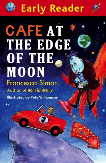 Cafe At The Edge Of The Moon ebook by Francesca Simon